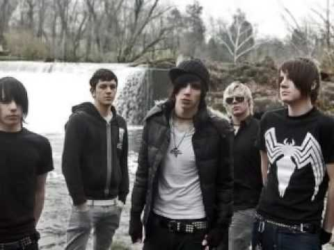 Black Veil Brides - Hello My Hate (Lyrics) Video