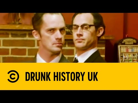 How The Kray Twins Were Caught (Part 2)   Drunk History