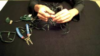 (8.69 MB) How to Shorten Christmas Lights & Remove the Top Plug Mp3