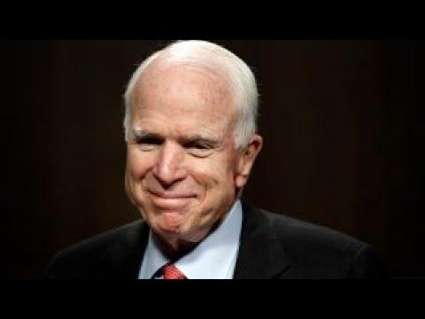 Sen. Hoeven on McCain's speech to the Senate