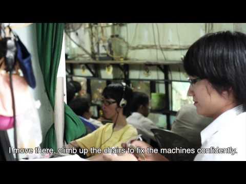 DRD #1 Hao story - POLIO - ENGL sub