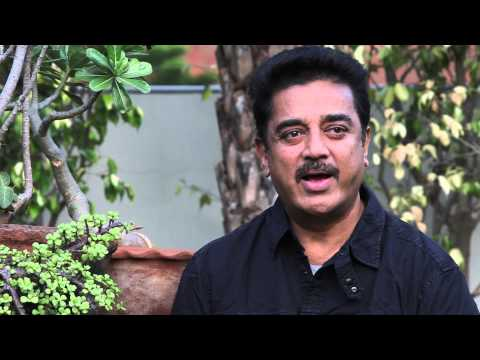Kamal Haasan's response to PM's Clean India Campaign Invitation