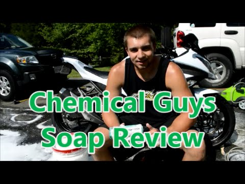 Chemical Guys Review Honeydew Snow Foam Cannon Car Wash SON1C Synopsis 80