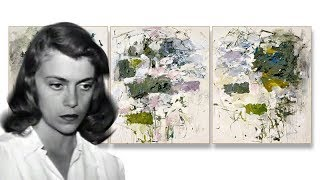 Joan Mitchell - Mémoire vive