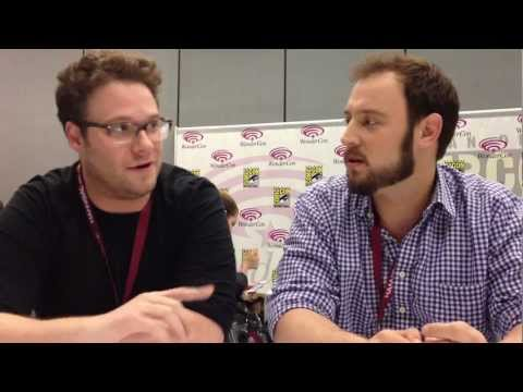 'This Is The End' - Seth Rogen and Evan Goldberg Talk Apocalyptic Comedy at Wondercon 2013