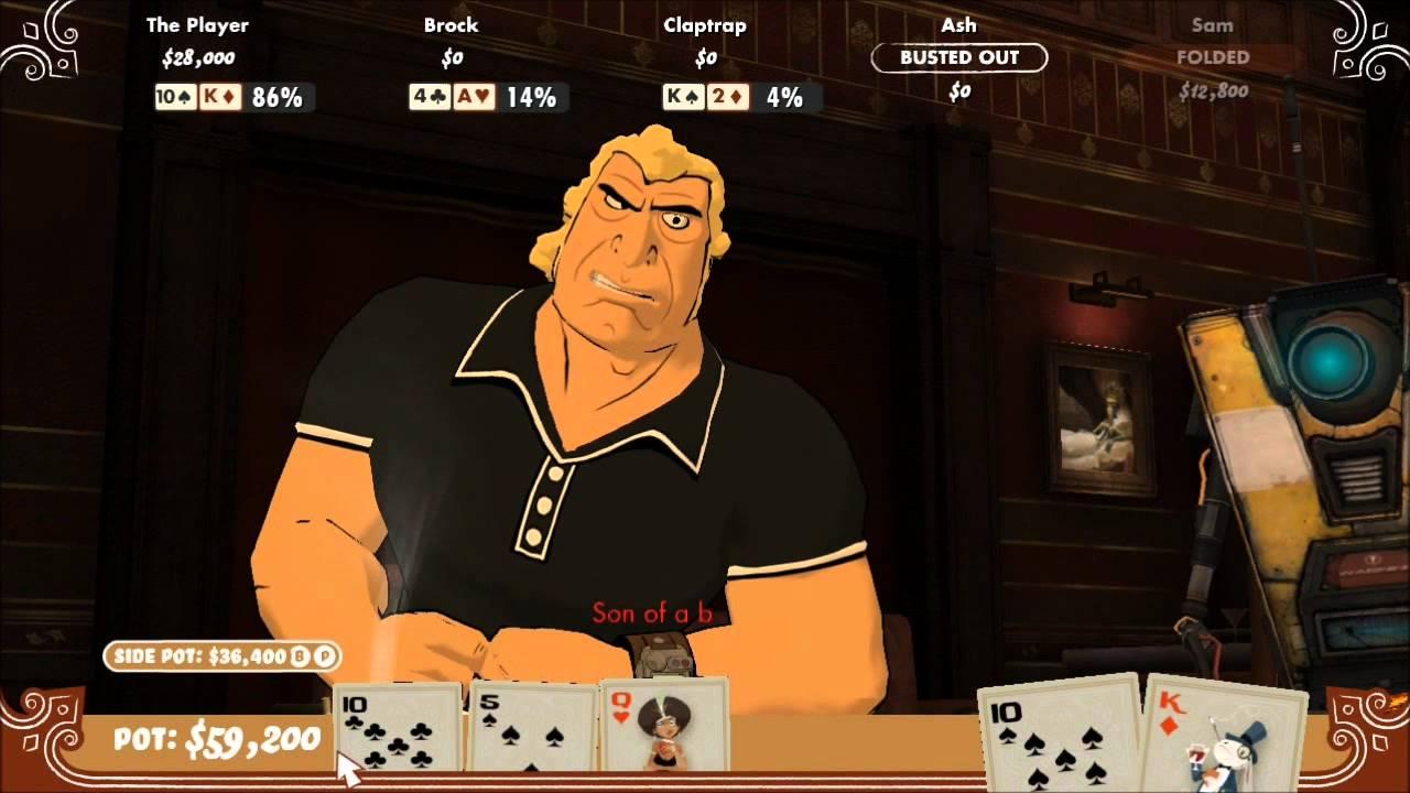 Poker Night 2 Fourth
