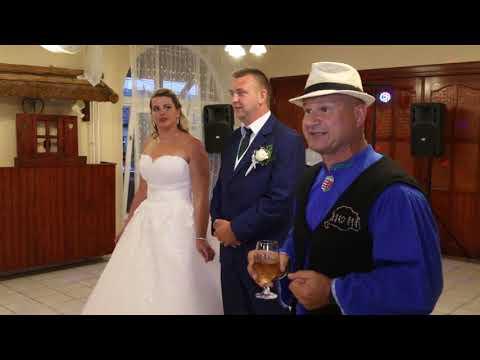 Bea és Ádám esküvő nyitótánc 2019.07.27- Tác