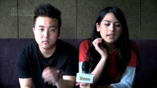 Setelah Afgan Maudy Ayunda Duet Dengan David Choi