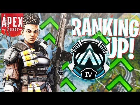We RANKED UP! - PS4 Apex Legends Road to Apex Predator