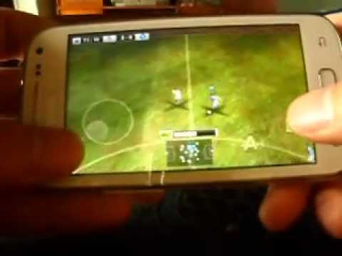 Choi Pes 2012 tren samsung galaxy ace 2 by thehaisp.AVI