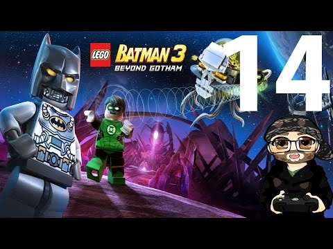 Let's Play - Lego Batman 3 (Aw-Qward Situation) (Part 14)