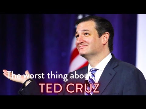 The WORST Thing About Ted Cruz