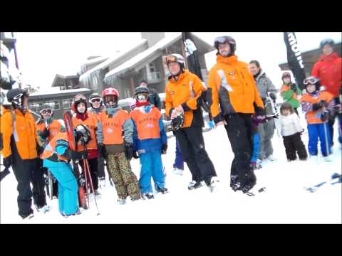 Kids ROC Weekend Programs Begin - January 2013 - Revelstoke Mountain Resort