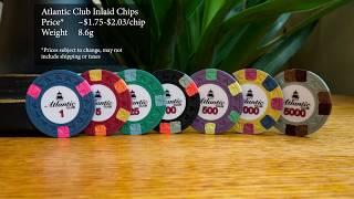 Top Ten Poker Chips 2018