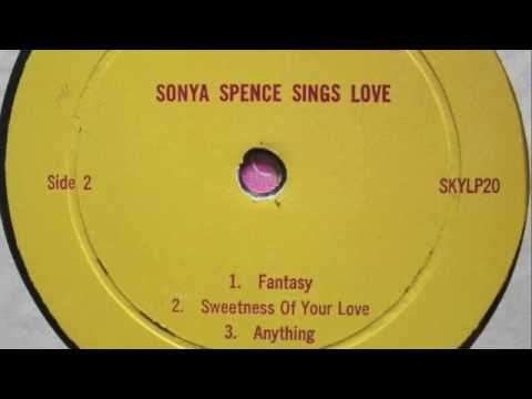 Sonya Spence - Let Love Flow On - High Note 1981