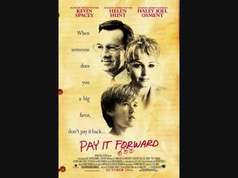 Pay It Forward - One Kiss