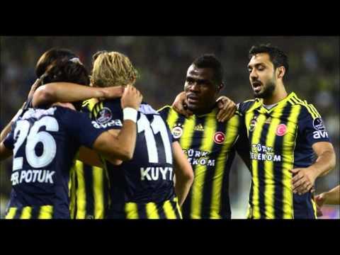 FENERBAHÇE 2014 Şampiyonluk Marşı - Koş Fenerbahçem
