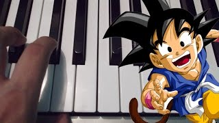 Mi Corazon Encantado / Dragon Ball GT / Piano / Tutorial