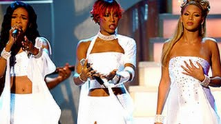 Destiny's Child- Emotion ( Live Tribute To Aaliyah)