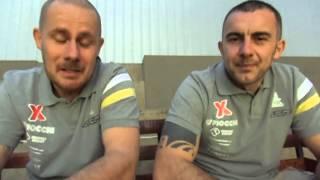 Dakar 2015: i B&B, Brioschi Brothers