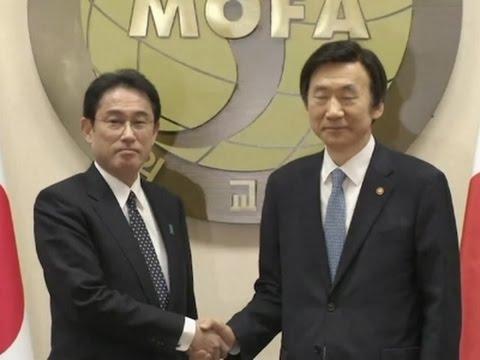 S. Korea, Japan Settle Deal On 'Comfort Women'