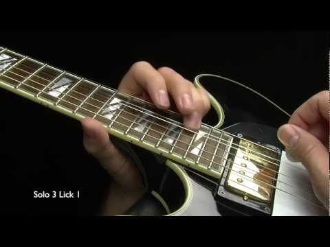 Learn BB King Licks