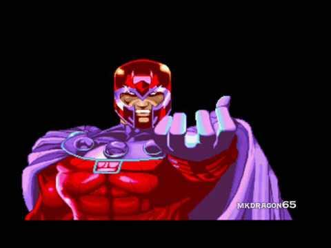 Marvel Super Heroes OST, T14 -  Magneto