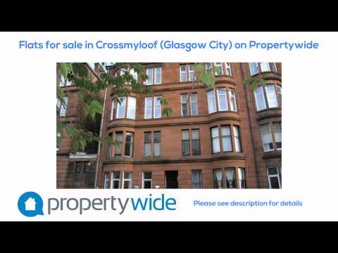 Flats for sale in Crossmyloof (Glasgow City) on Propertywide