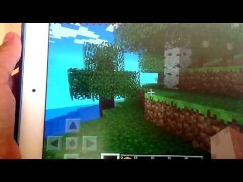 Minecraft Pocket Edition Programsız Sınırsız Blok Hilesi (demir,altın,elmasta da geçerli )