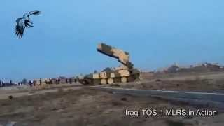 INTENSE FOOTAGE! MONSTER from Russia crushing ISIS - Монстр, родом из РФ, потрошит ИГИЛ 24.10.2015
