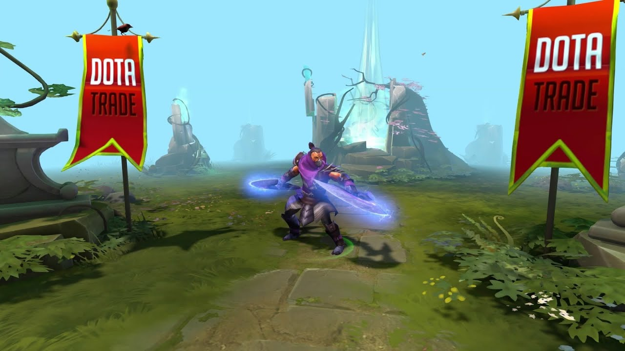 Witch Hunter Set Dota 2 Dota 2 Anti-mage The Witch