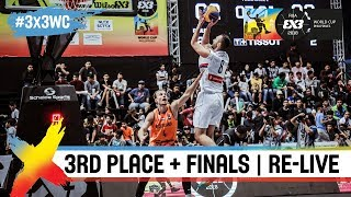 FIBA 3x3 World Cup 2018 - Finals - Day 5 - Re-Live - Manila, Philippines