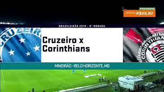 Cruzeiro x Corinthians 08.06.2019 Melhores Momentos Campeonato Brasileiro