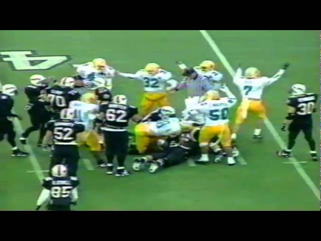 Questionable ref call on clear OSU fumble keeps Beavers hopes alive in 1994 Civil War game