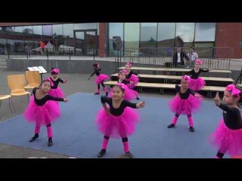 Barbie girl dance by Year 1