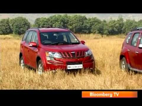 2012 Renault Duster Vs Mahindra XUV500 | Comparison Test | Autocar India
