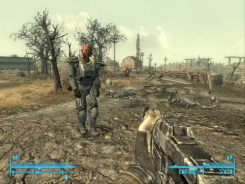 Fallout 3 pc Gameplay Fallout 3 pc Gameplay P74