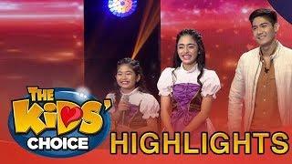 The Kids' Choice PH Highlights: Just Kids League, humanga sa performance nina Vivoree at Angela