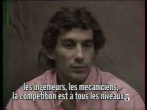 Stewart Interview Senna Ayrton Senna Rare Interview