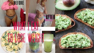 What I Eat On My 1200 Calorie Diet | Lose Weight Fast | PART 1
