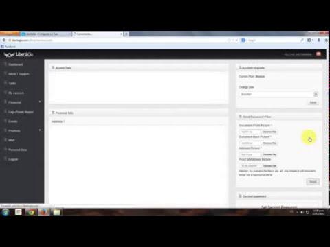 LibertaGia - Como subir nuestros documentos personales... 2014!!!