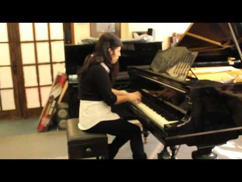 Carolina Rubilar - Concurso de Piano 2015, Nivel 2. Radio Beethoven