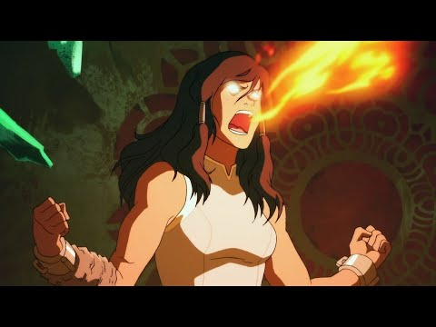 The Legend Of Korra Season 3 Villain video
