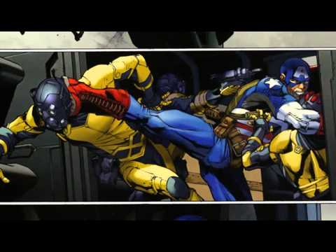 [Комикс] Современные мстители #1 (Ultimate Comics Avengers #1)