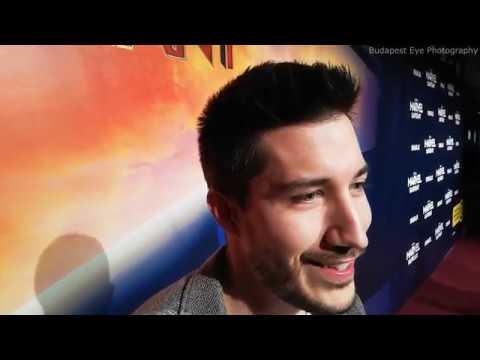 Marvel Kapitány - Díszpremier - vörös szőnyeges interjúk