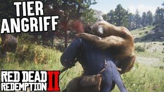 TIGER ANGRIFF AHHH! | RED DEAD REDEMPTION 2 #15