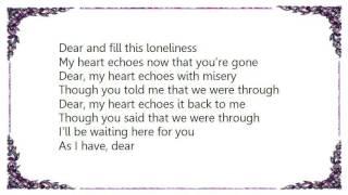 Watch Kitty Wells My Heart Echoes video