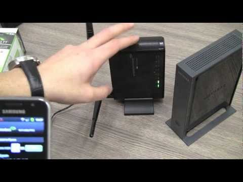Amped SR300 Wireless Repeater Unboxing setup and review