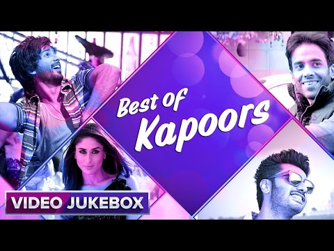 Best Of Kapoors | Video Jukebox