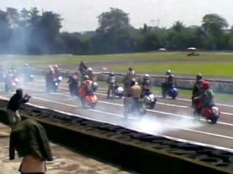 vespa balap indonesia